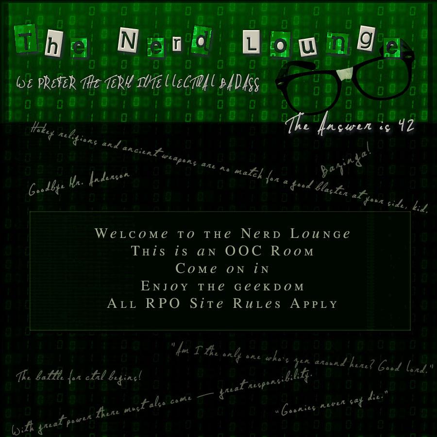 The Nerd Lounge